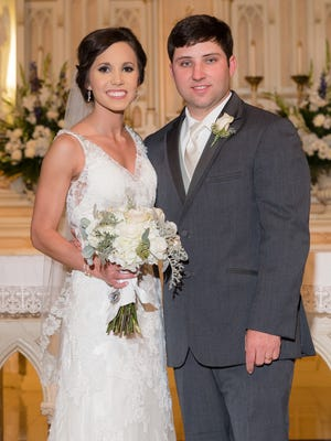 Dr. and Mrs. Grant D. Fontenot
