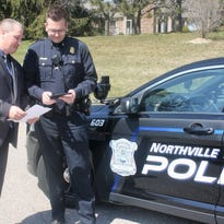 Northville Township police create innovative way to find autistic runaways