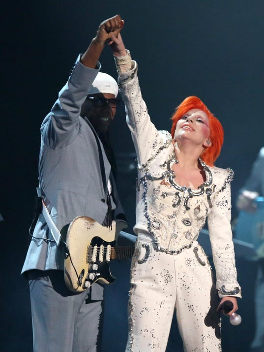 Nile Rodgers, Lady Gaga