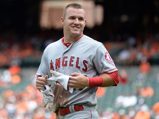 Mike Trout, who just turned 25, has won an MVP award.