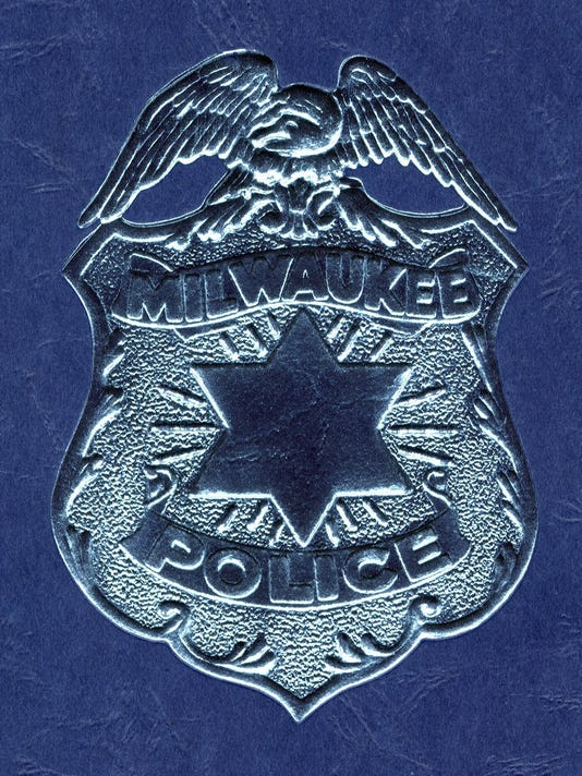 Milwaukee Police Department badge