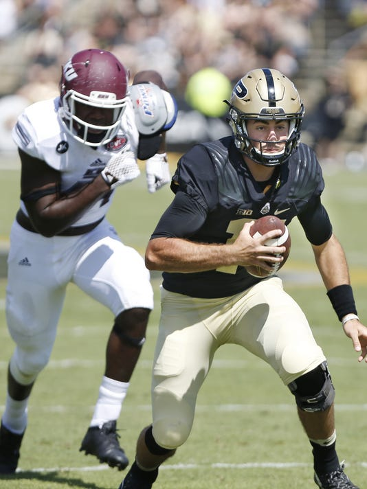 LAF Purdue Holds Off Eastern Kentucky