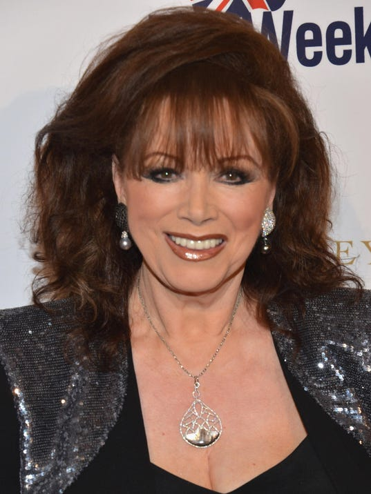 FILE: Jackie Collins Dies At 77