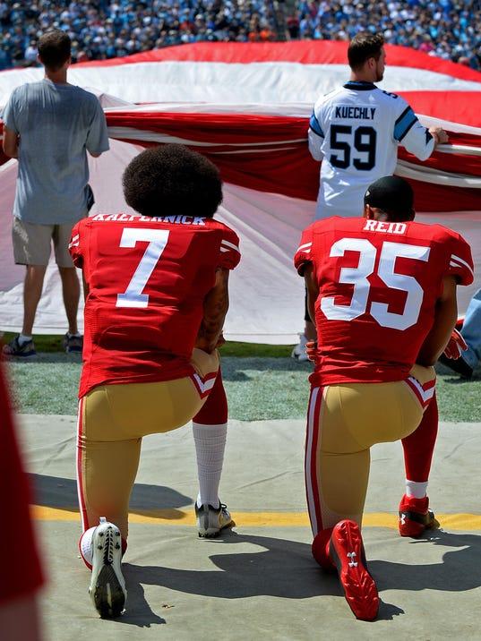 San Francisco 49ers vs. Carolina Panthers
