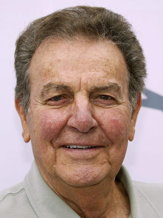 FILE: Mike Connors, Star of TVs Mannix Dies At Age 91 Eighth Annual American Film Insitute Golf Classic