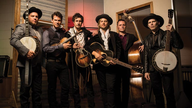 Old Crow Medicine Show, a lively string band that nearly defies description, will kick off the Henderson Area Arts Alliance season on Sept. 15. Single-show tickets go on sale here Monday, and a sellout is very possible.