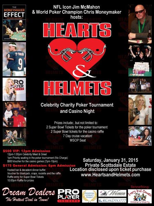 Hearts & Helmets