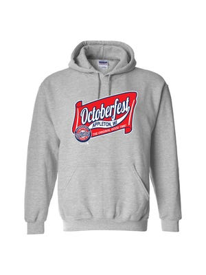 Octoberfest hoodies and T-shirts are on sale now at Items of Interest, Bazil's Pub and Olde Town Tavern.