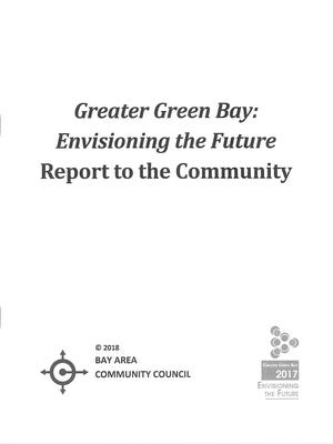 "Bay Area Community Council reporter ""Greater Green Bay: Envisioning the Future"""
