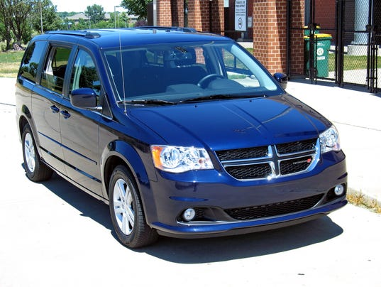 2014 Dodge Grand Caravan minivan