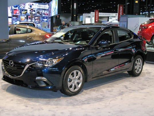 2014 Mazda3 sedanhatchback