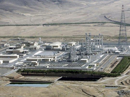 AP Mideast Iran Nuclear