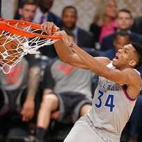 NBA All-Star Game: West prevails; Giannis leads East