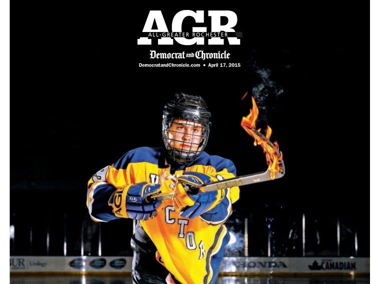 AGR cover