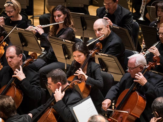 """In a few years, American orchestras are going to look"