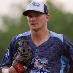 Tigers outfield prospect Brock Deatherage a 'Kirk Gibson guy'