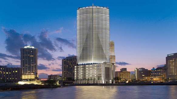The EPIC Hotel in Miami is one of 59 hotels the boutique
