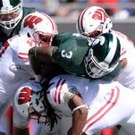 Photos: Michigan State football vs. Wisconsin
