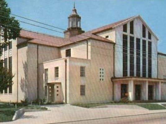 first baptist church of pineville