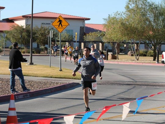 Rudolph's Turkey Trot will be held Nov. 18 at Soto Physical Fitness Center.