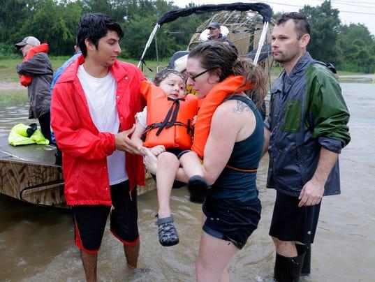 EPA USA HURRICANE HARVEY FLOOD DIS WEATHER FLOOD USA TX