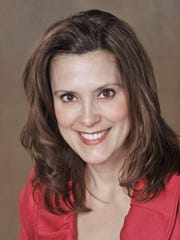 Former Michigan State Sen. Gretchen Whitmer, D-East