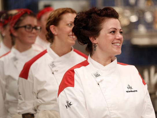 Rochester sushi chef Kimberly Roth finished fifth in Hell's Kitchen.