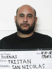 Tristan San Nicolas Duenas