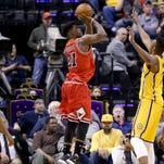 NBA power rankings: Rockets remain on the fringe