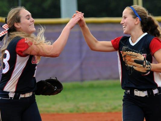High School Softball: Astronaut vs. Cocoa Beach