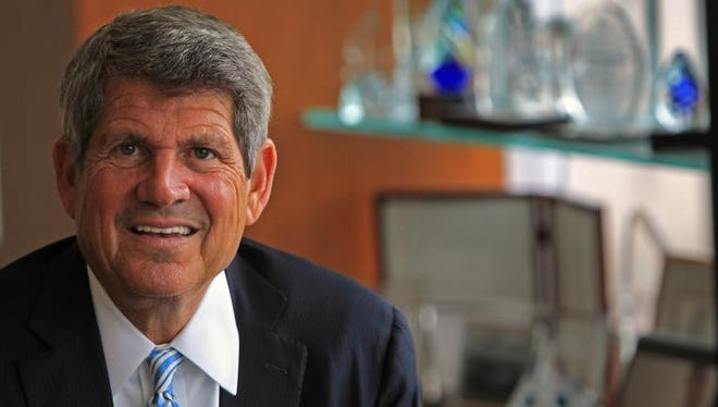 Emmis Communications CEO Jeff Smulyan has offered to take the company private.