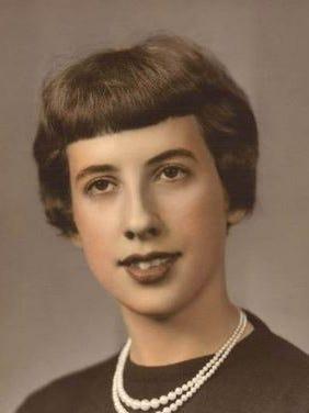 Patricia Ann Whaley Morton