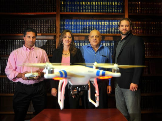 New drone laws