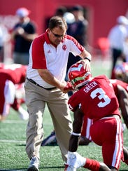 New Ohio State offensive coordinator Kevin Wilson spent