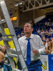 FGCU men's coach coach Joe Dooley has led the Eagles to two NCAA tournaments, but they failed to make the Big Dance this past season. Still, Dooley seems to be a bit of a hot commodity.