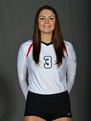 YSU Volleyball Headshots and Team Photos - Photos by