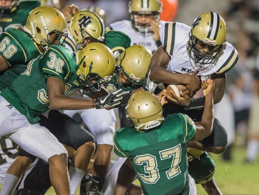 New Iberia vs Acadiana 