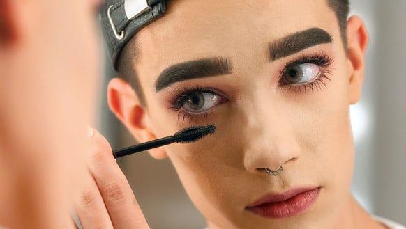 Artistic teen boy gay lee was doing his 10