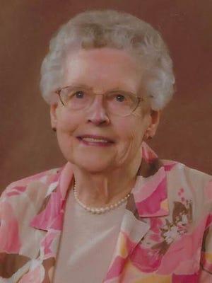 Mildred Jones, 96