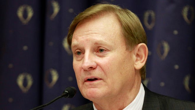 Rep. Spencer Bachus, R-Ala., is a former chairman of the House Financial Services Committee.