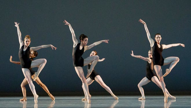 "Nashville Ballet will perform ""The Ben Folds Project"" in April as part of the Kennedy Center's Ballet Across America."