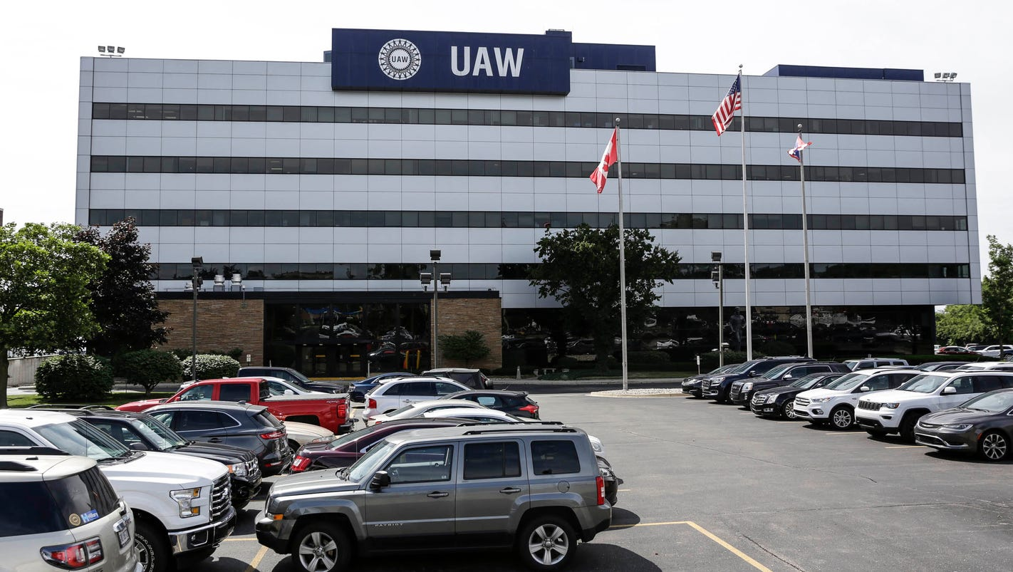 Embezzlement plagues union offices around U.S., records show