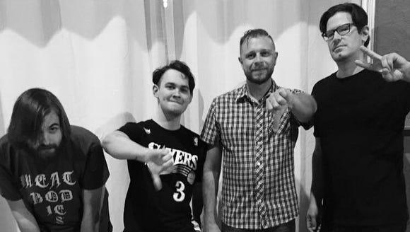Sioux Falls rock band Lot Lizard consists of Lindy