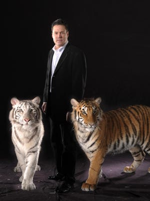 Jay Owenhouse returns to perform magic, illusion and escape Friday, Oct. 14, at the Elsinore Theatre.