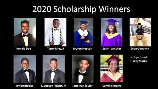 The Alpha Kappa Alpha Sorority, Incorporated ® Zeta Xi Omega Chapter awarded 10 Augusta area 2020 high school graduates $1,000 each in college scholarships.