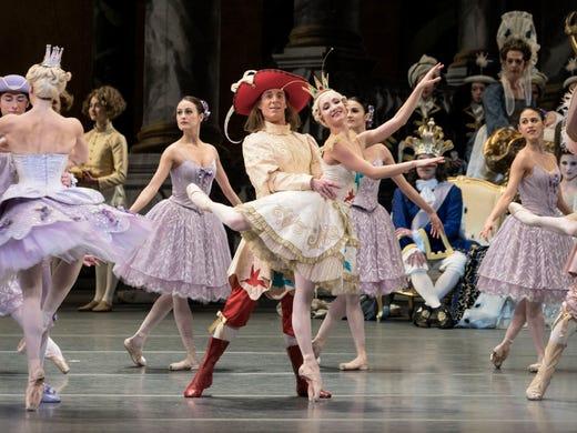 ABT's lavish 'Sleeping Beauty' wows Opera House crowd