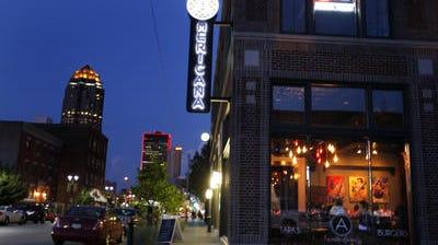 Americana Restaurant will host the Iowa Restaurant Association's Top Mixologist contest Aug. 27.