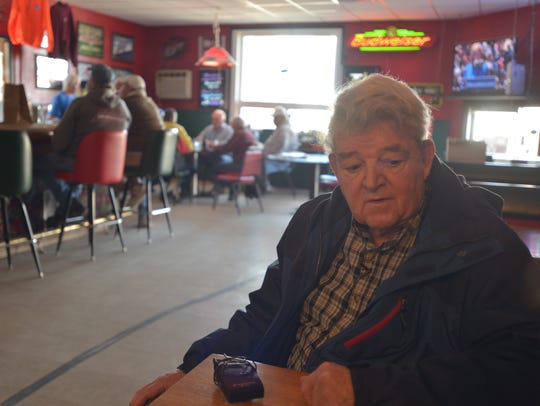 Harlyn Riekena, 77, says that his biggest problem with