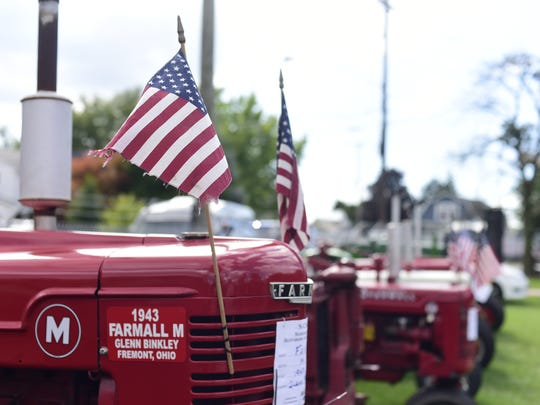 The 166th annual Sandusky County Fair opens on Tuesday.