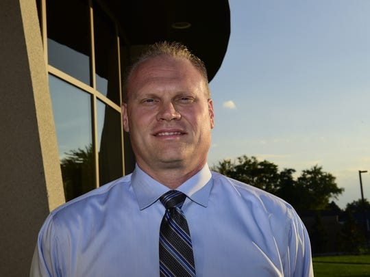 Brent Stanley is running for a Sandusky County Commission seat in November.